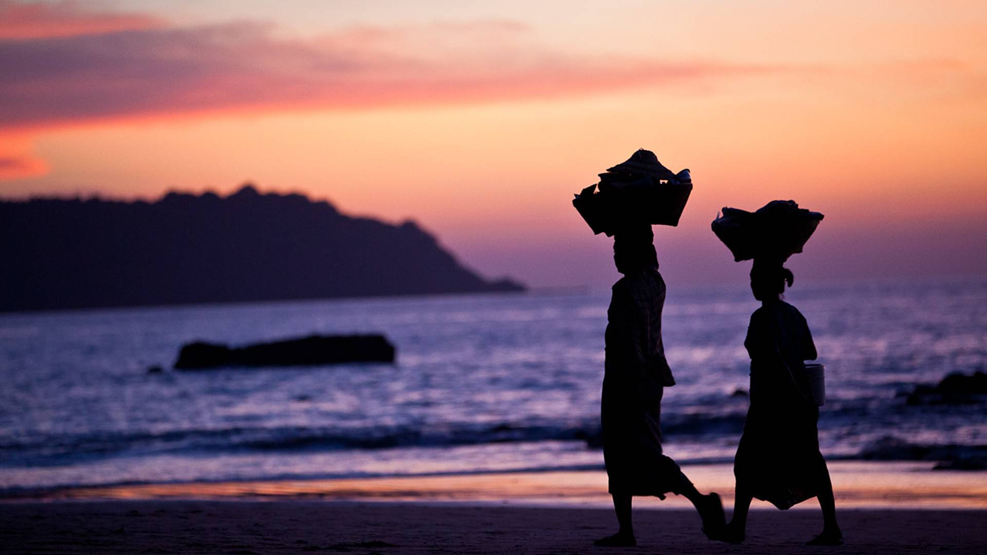 Meraviglie del Myanmar e relax a Ngapali