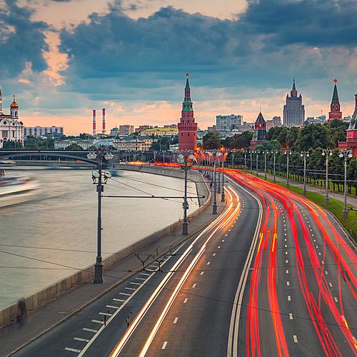 Moscou à travers les époques - Moscou -