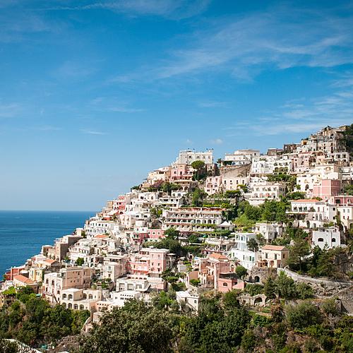 Naples, de la Côte Amalfitaine à la Péninsule de Sorrente -