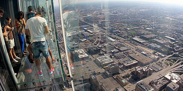 Skydeck, Willis Tower