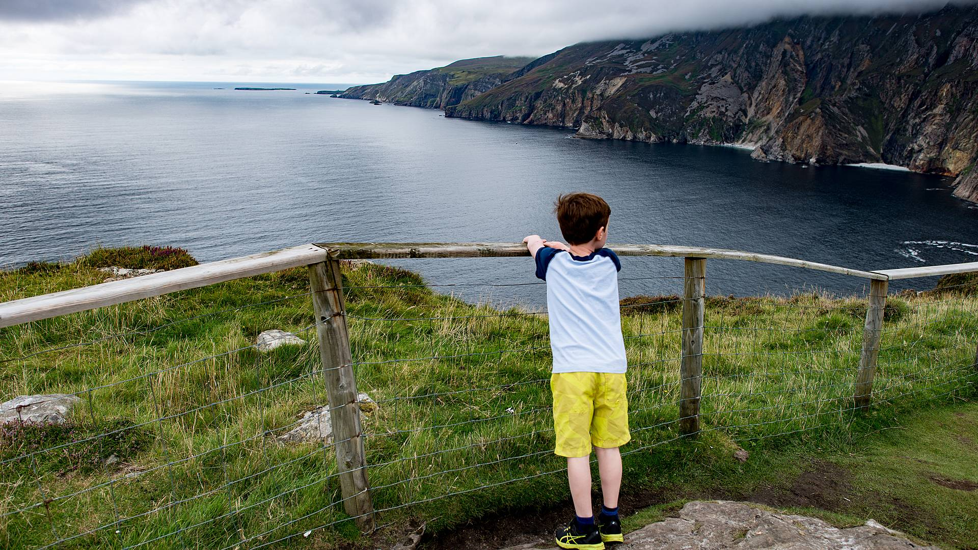 L'Irlande du Nord avec vos ados