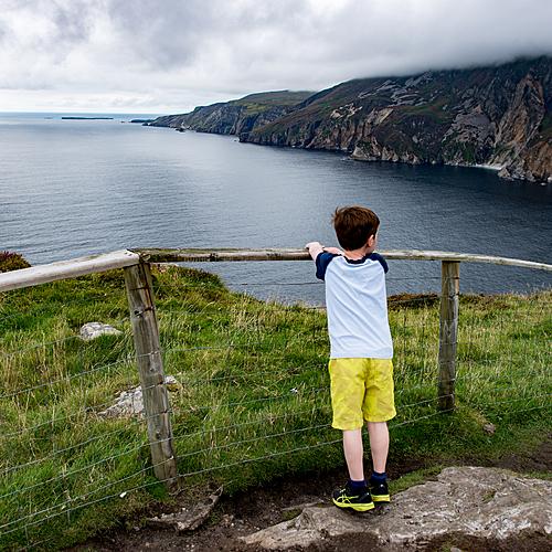 Découverte de l'Irlande du Nord en famille - Dublin -