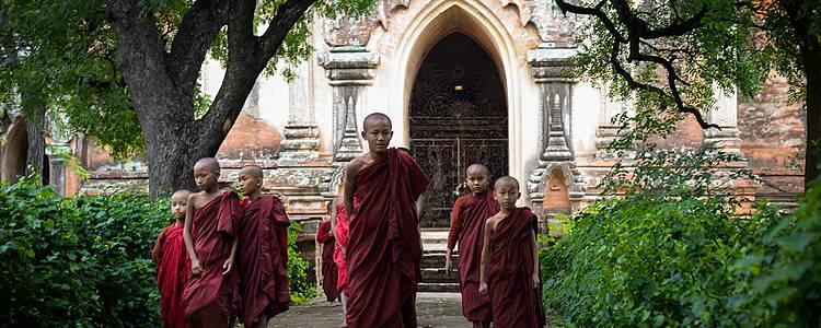 La Birmanie en petit groupe