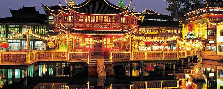 Gruppenreise Kompakt: Peking - Shanghai