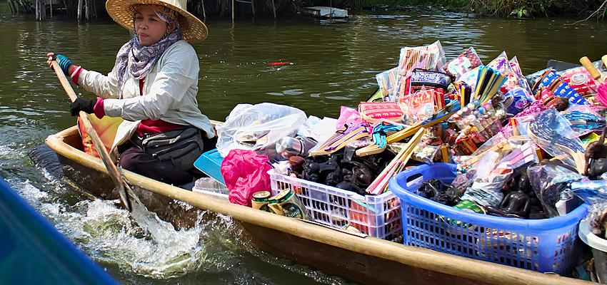 Barca tailandesa