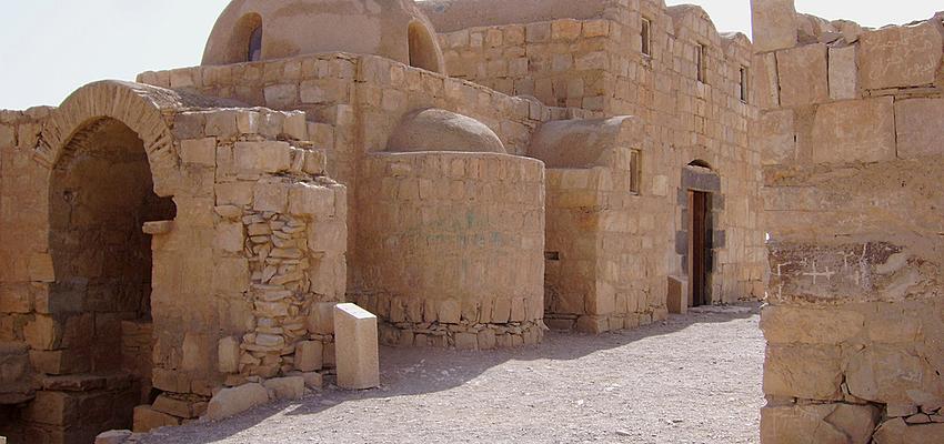 Monument Jordanie