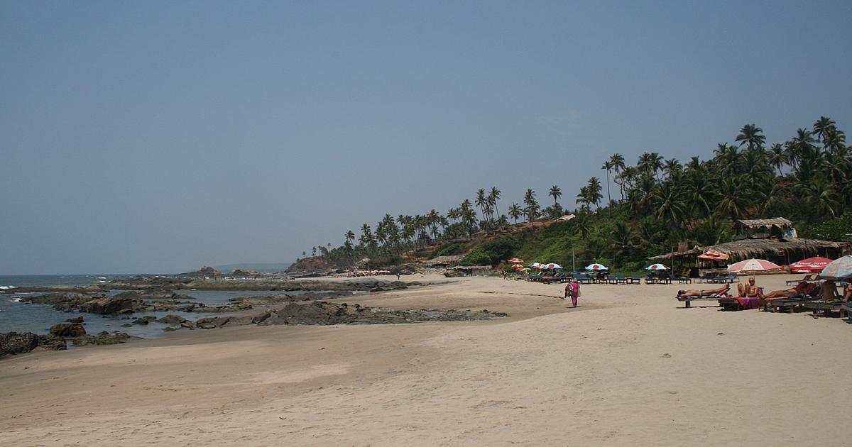 Lieux de rencontre dans Goa