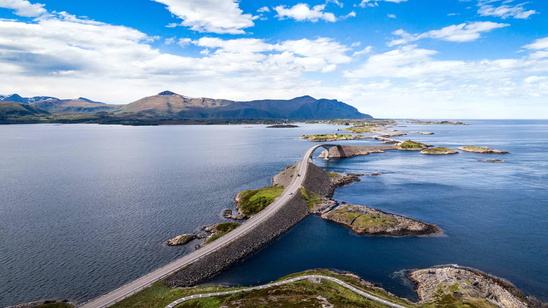 Le grand tour des fjords