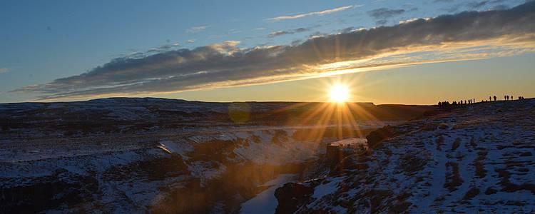 Meraviglie invernali e aurora boreale in self-drive