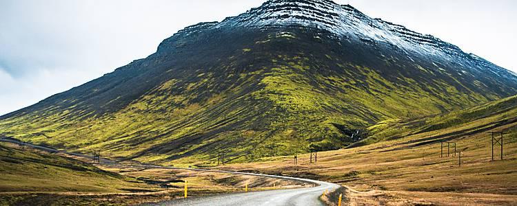 Tour dell'Isola e fiordi dell'est in self-drive