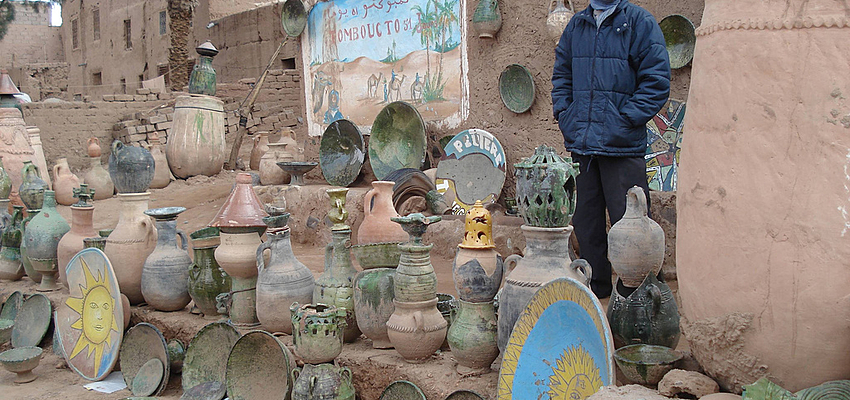 Alfarería de Marruecos
