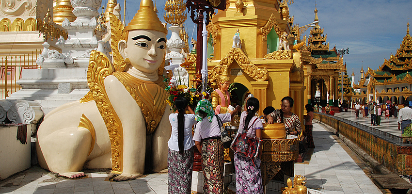 Monument Birmanie