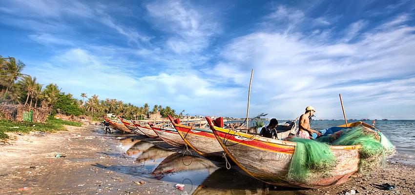 Barcos vietnamitas