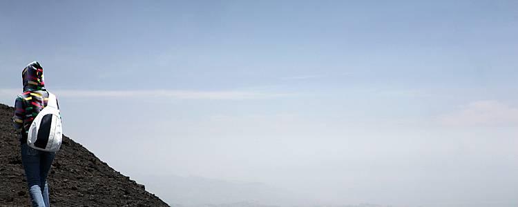 Etna et les îles éoliennes. La randonnée des volcans