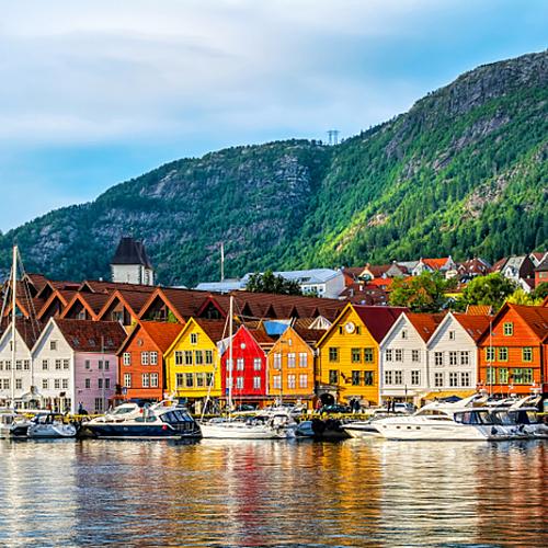 D'Oslo à Bergen - Oslo -