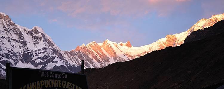 Santuario Annapurna con estensione Chitwan