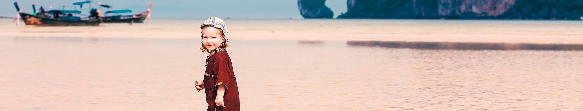 Thailand Reisen mit Kindern