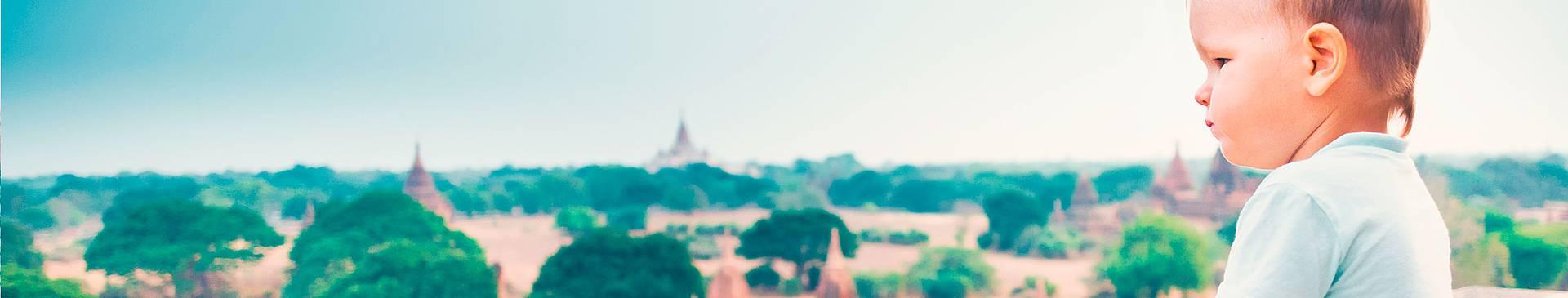 Myanmar Reisen mit Kindern