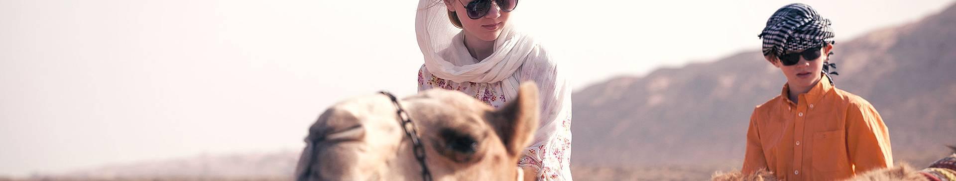 Oman Reisen mit Kindern