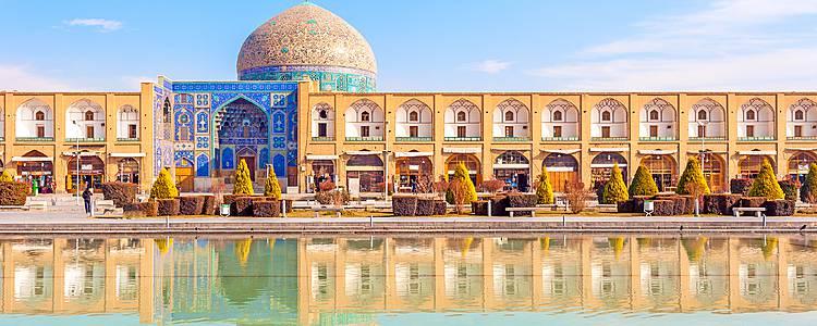 Große Rundreise über Shiraz und Isfahan