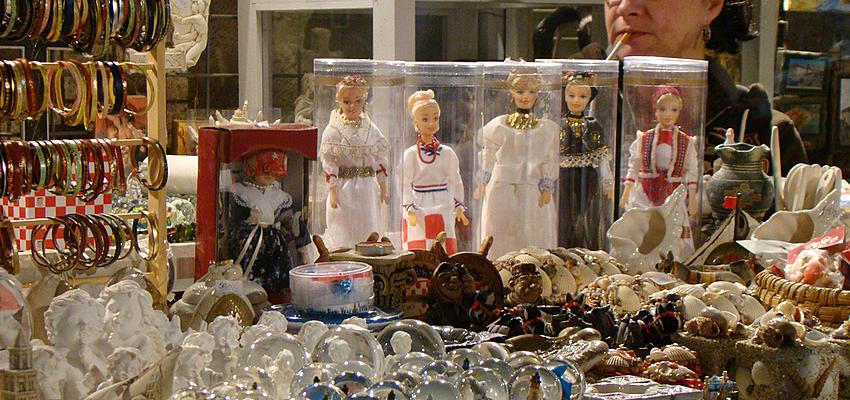 Shopping Croatie