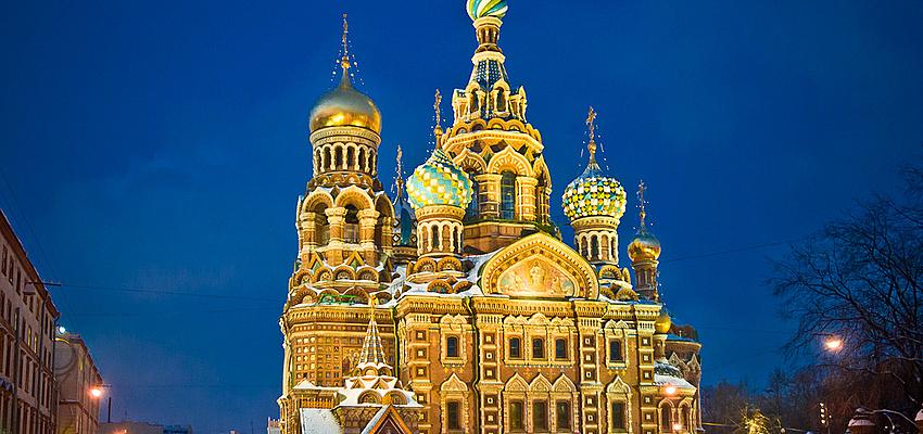 Iglesia rusa