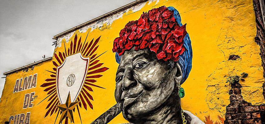 De compras en Cuba