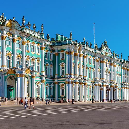 Vivez Saint-Pétersbourg l'été comme un local - Saint-Pétersbourg -