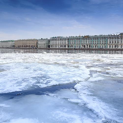 Saint-Pétersbourg authentique, en hiver - Saint-Pétersbourg -