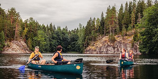 Nuuksio national park, Helsinki