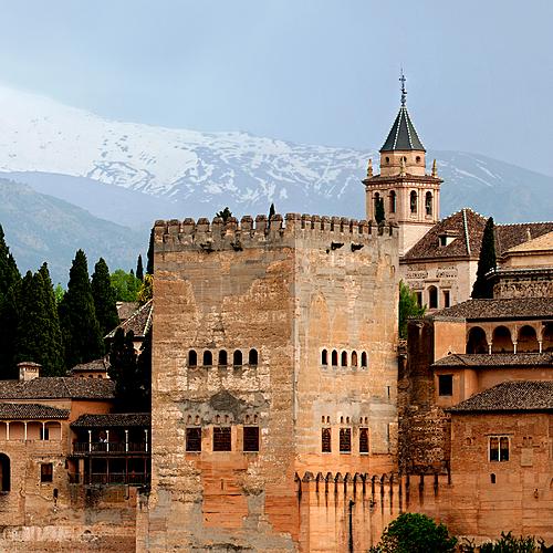 Les monuments d'Andalousie - Séville -