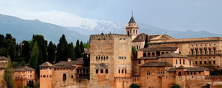 Les monuments d'Andalousie