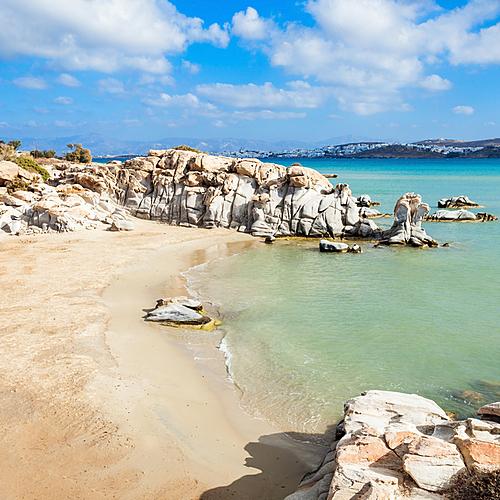Ballade dans les Cyclades - Athènes -