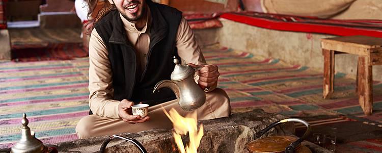 Leer de cultuur kennen en ontmoet deJordaniërs