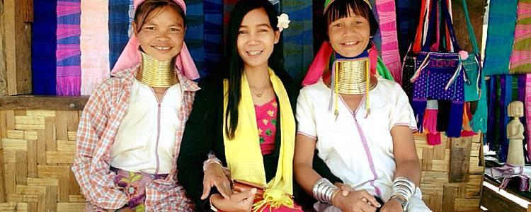 Minorités ethniques et immersion dans l'Etat Shan