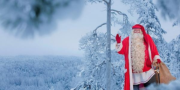 Rovaniemi - Santa Claus
