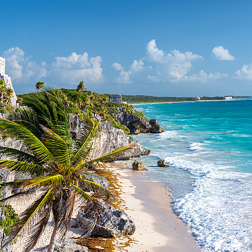 La péninsule du Yucatan, entre terre et mer - Cancún -