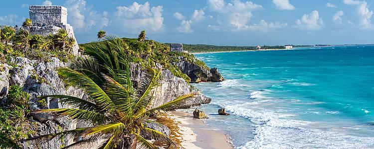 La péninsule du Yucatan, entre terre et mer