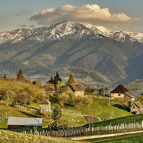Maramures, Bucovine et Transylvanie : entre nature et traditions -