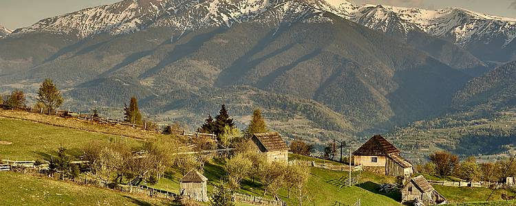 Maramures, Bucovine et Transylvanie : entre nature et traditions