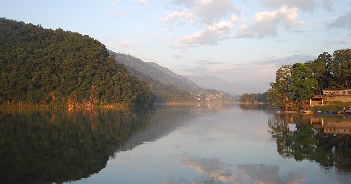 Luogo di incontri a Pokhara