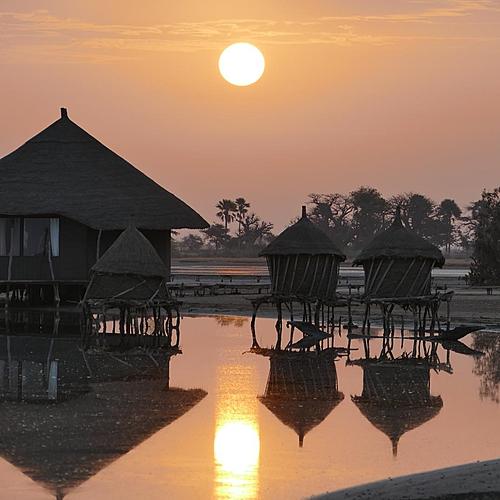Soleil et nature en lodges de charme - Dakar -