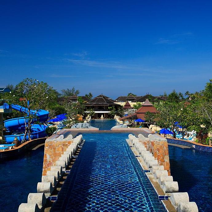Thailand rundreise dschungelerlebnis und badespa f r familien evaneos - Wasserrutsche fur pool ...