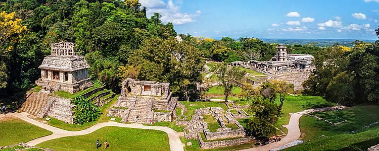 Yucatán Campeche e Chiapas