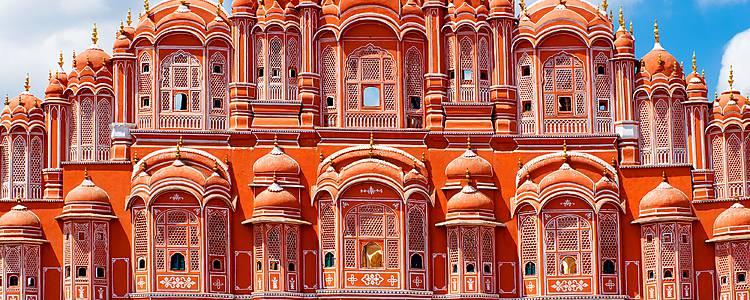 L'essenziale del Rajasthan e del sud dell'India fino alle spiagge di Marari