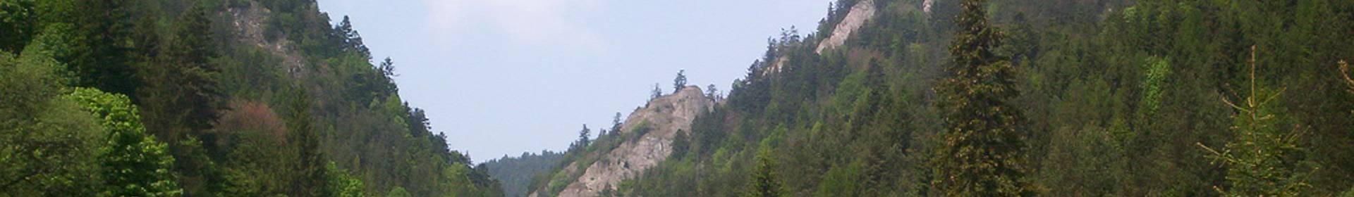 Vallée des Pieniny