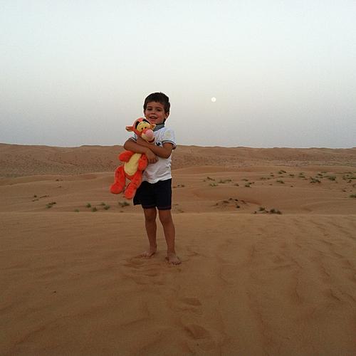Au pays de Sinbad en famille - Abou Dabi -