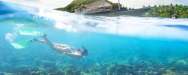 Découverte des Visayas, autour de la mer