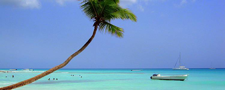 Karibische Naturschönheiten