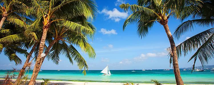 Kombination mit den Malediven